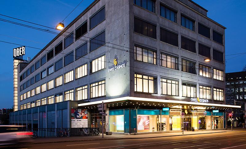 Swiss Casinos Zürich Aussenansicht